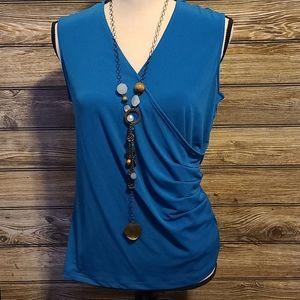 George Women's sleeveless Medium top